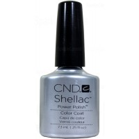 Silver Chrome By CND Shellac