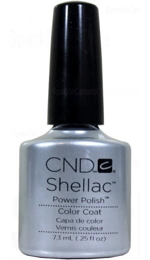 12-2019 Silver Chrome By CND Shellac