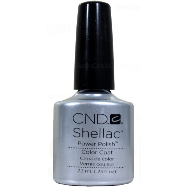 CND Shellac, Silver Chrome By CND Shellac, 12-2019