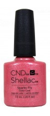 Sparks-Fly By CND Shellac