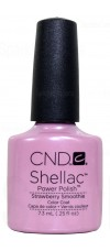 Strawberry Smoothie By CND Shellac
