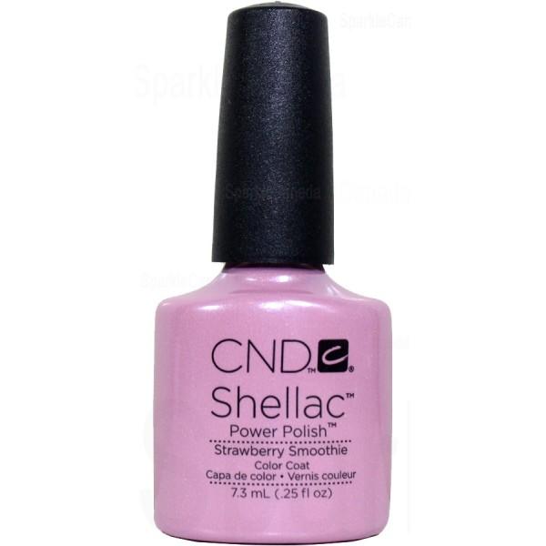CND Shellac, Strawberry Smoothie By CND Shellac, 12-2020