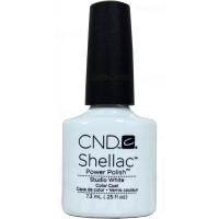 Studio White By CND Shellac
