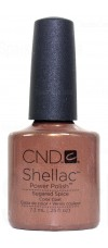 Sugared Spice By CND Shellac