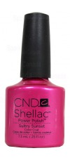 Sultry Sunset By CND Shellac