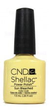Sun Bleached By CND Shellac