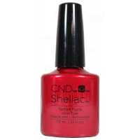 Tartan Punk By CND Shellac