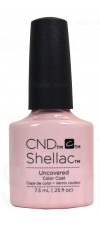 UnCovered By CND Shellac