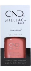 Uninhibited By CND Shellac