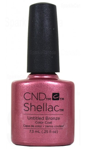 12-1861 Untitled Bronze By CND Shellac