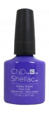 Video Violet By CND Shellac