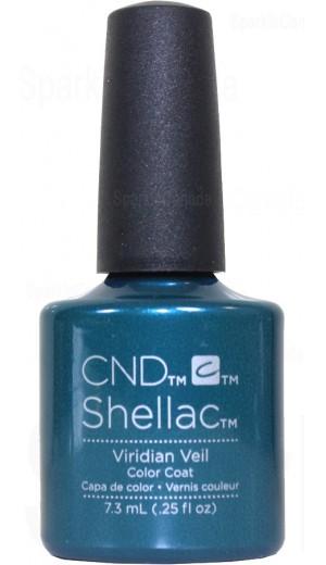 12-2848 Viridian Veil By CND Shellac