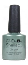 Wild Moss By CND Shellac