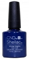 Winter Nights By CND Shellac