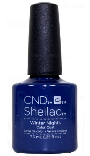 12-2968 Winter Nights By CND Shellac