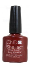 Burnt Romance By CND Shellac