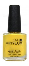 Bicycle Yellow By CND Vinylux