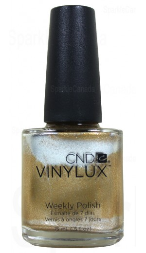 229 Brass Button By CND Vinylux