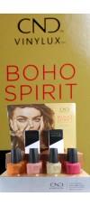 CND Vinylux 2018 Boho Spirit Collection