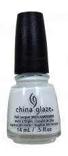White On White By China Glaze