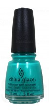 Turned Up Turquoise By China Glaze