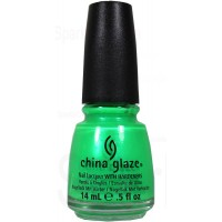 In The Lime Light (Neon) By China Glaze