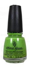 Gaga For Green By China Glaze