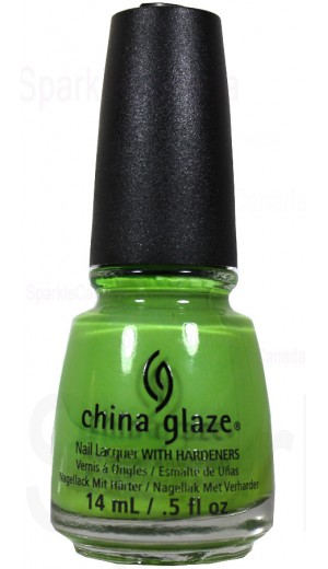 1033 Gaga For Green By China Glaze