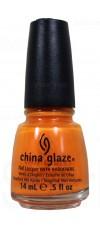 Orange You Hot? By China Glaze