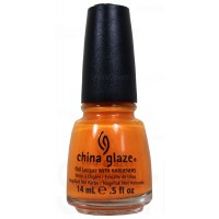 Orange You Hot? By China Glaze