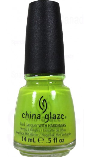 1197 Def Defying By China Glaze