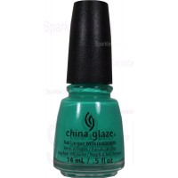 Keepin' It Teal By China Glaze