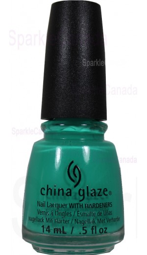 1217 Keepin  It Teal By China Glaze