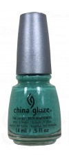Teal The Tide Turns By China Glaze