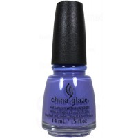 What A Pansy By China Glaze