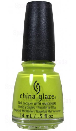 1376 Trip Of A Lime Time By China Glaze