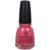 Pinking Out The Window By China Glaze