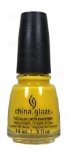 Sun's Up Top Down By China Glaze