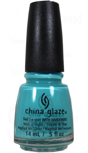 1390 Rain Dance The Night Away By China Glaze