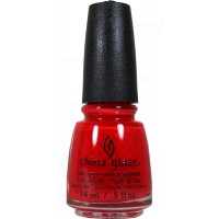 The Heat Is On By China Glaze