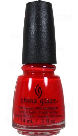 1393 The Heat Is On By China Glaze