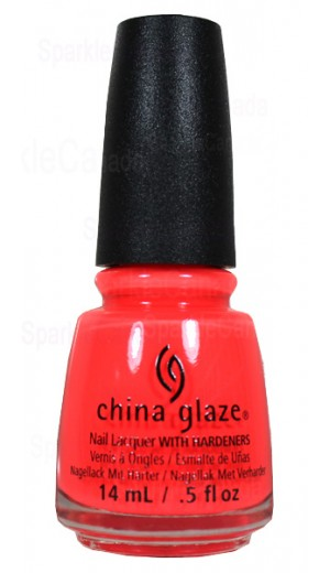 1397 Red-Y To Rave By China Glaze