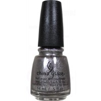 Check Out The Silver Fox By China Glaze