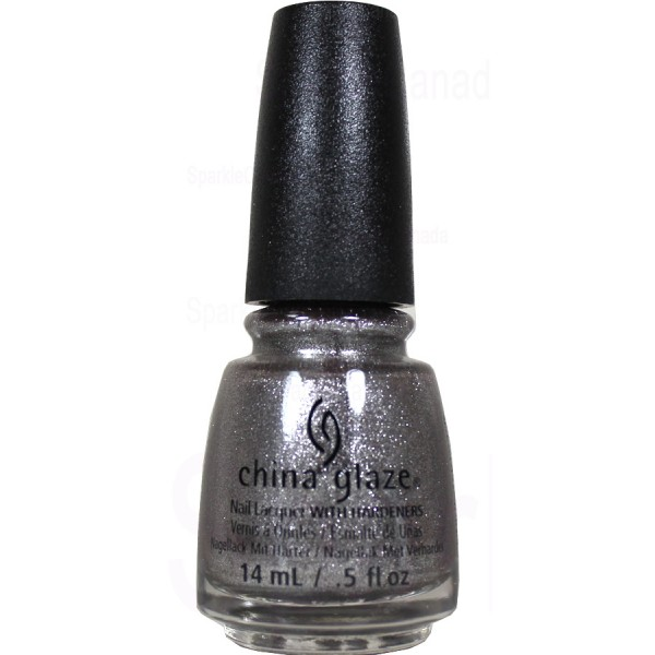 China Glaze, Check Out The Silver Fox By China Glaze, 1413