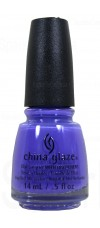 I Got A Blue Attitude By China Glaze