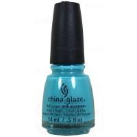 What I Like About Blue By China Glaze