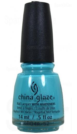 1467 What I Like About Blue By China Glaze