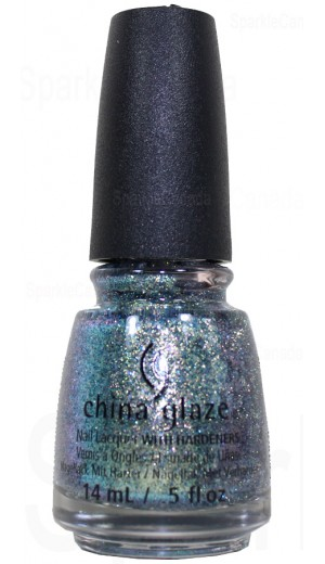 1470 Holo At  Ya Girl ! By China Glaze