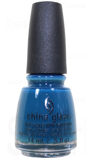 1471 Jagged Little Teal By China Glaze