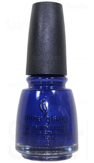 1472 Combat Blue-TS By China Glaze